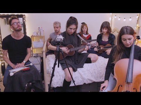 HUMAN - Acoustic Version In My Bedroom! | Dodie - Doddleoddle