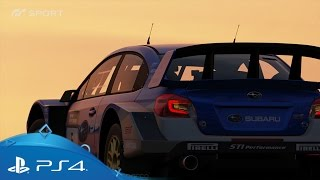Gran Turismo Sport | Reveal Trailer | PS4