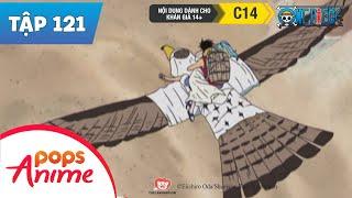 One Piece Tập 121 - Tiếng Nói Của Tiểu Thư ViVi - Anh Hùng Giáng Thế Xuất Hiện-Hoạt Hình Tiếng Việt