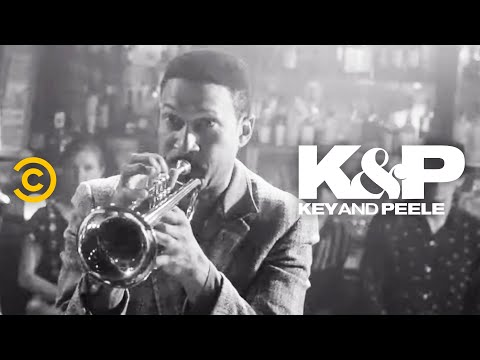 Overly Competitive Trumpeters - Key & Peele