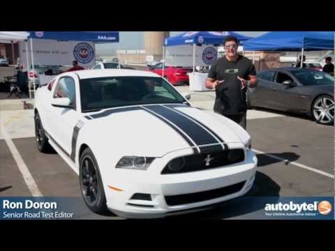 2013 Ford Mustang Boss 302 Video Review