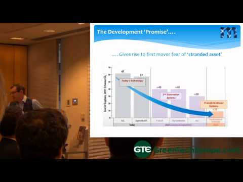 Getting CCS in the UK to Happen (4/5) -Grant Budge, Millennium Generation Ltd. 14.05.2015