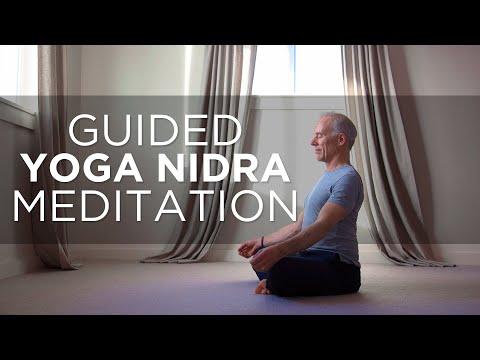 Guided Yoga Nidra Meditation with Rod Stryker