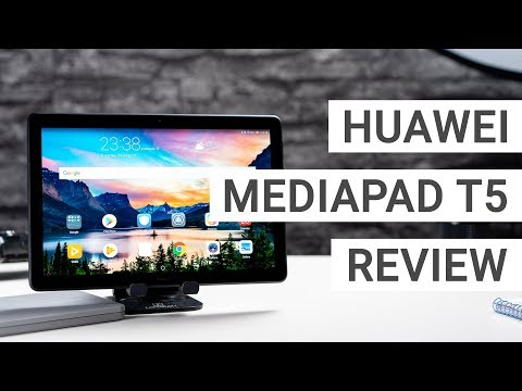 Huawei MediaPad T5 10 Review: A Great Value?