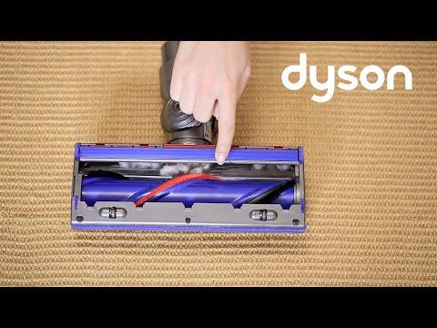 Aspiradoras sin cable Dyson V8 con Cepillo Direct Drive - Revisar y eliminar obstrucciones