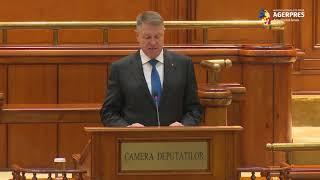 Iohannis: Marea Unire a deschis calea reformelor, modernizării şi dezvoltării