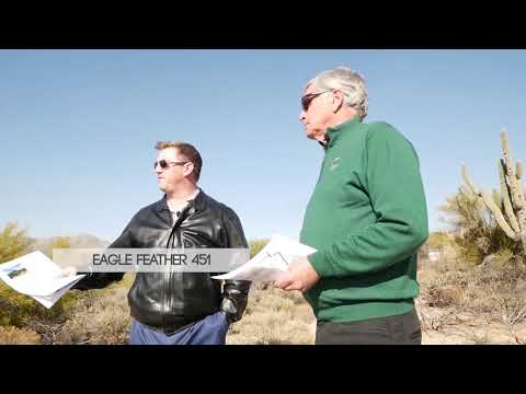 Television show on our Desert Mountain lot listings