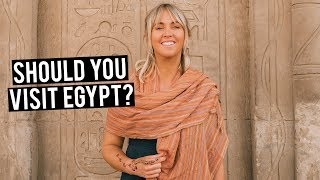 Is Egypt Safe To Travel to? | First Thoughts Flying from Germany to Cairo | Kholo.pk