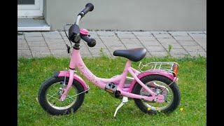 Test und Fazit des Puky ZL12-1 Alu Fahrrad | Erstes Fahrrad