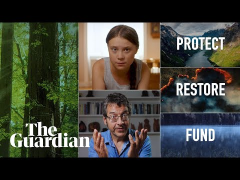 The film highlights the importance of nature in tackling climate change