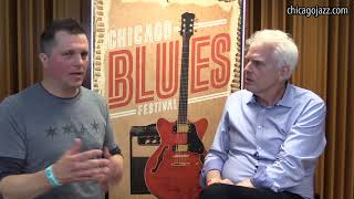 Talking Jazz with DCASE commissioner Mark Kelly