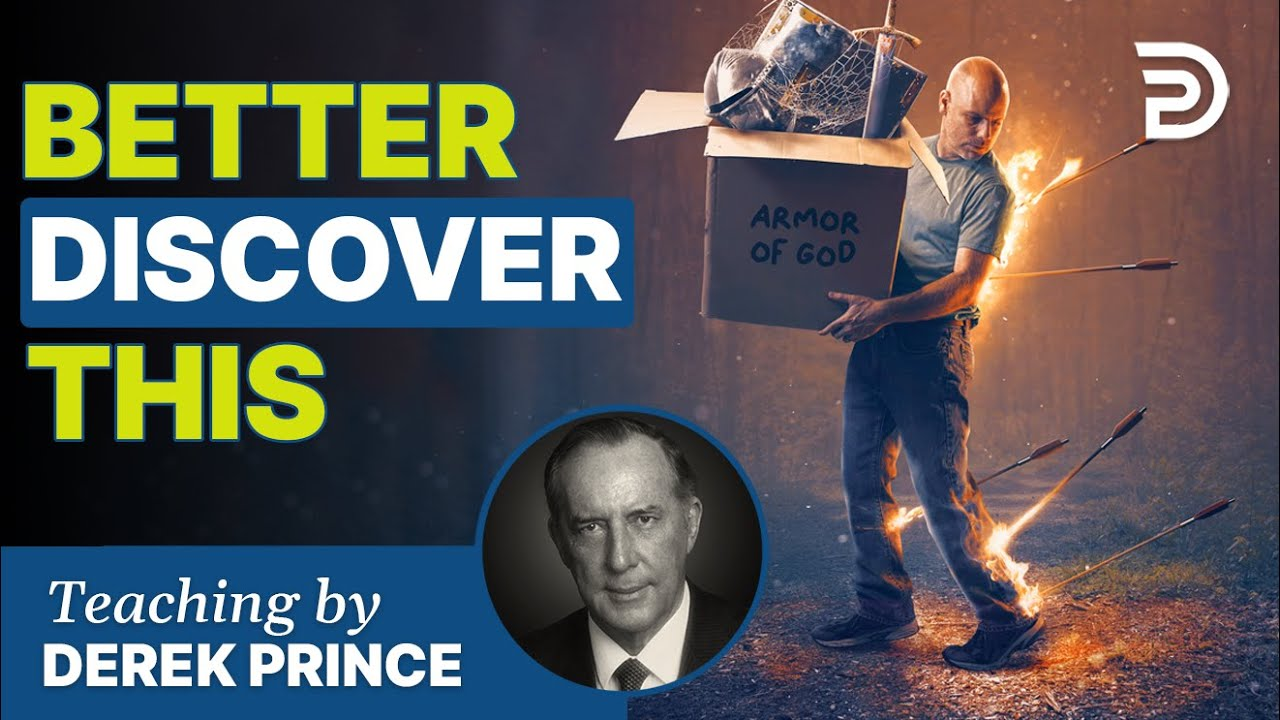 YouTube thumbnail for Casting Down Strongholds