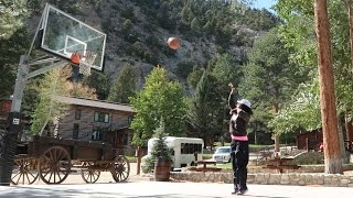 JAZMINE CAN HOOP!! | Daily Dose S2Ep14