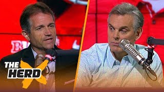 Bruce Feldman on report Urban Meyer knew of abuse allegations against OSU coach   CFB   THE HERD