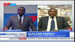 uclear Expert, Raphael Chesori on Nuclear energy