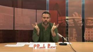 Pink Punk Raw 1