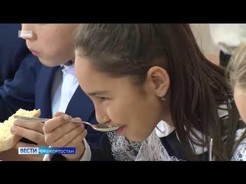 Меню бесплатных обедов: «Вести» узнали, чем будут кормить школьников Башкирии с 1 сентября