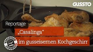 GUSSTO - das gusseiserne Kochgeschirr
