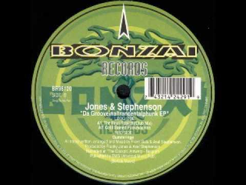 Jones & Stephenson - Gummiringe - Bonzai Records - 1996