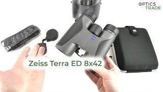 Zeiss Terra ED 8x42 binoculars review | Optics Trade Reviews