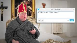 Tweets of the Rich & Famous: Pope Francis #5