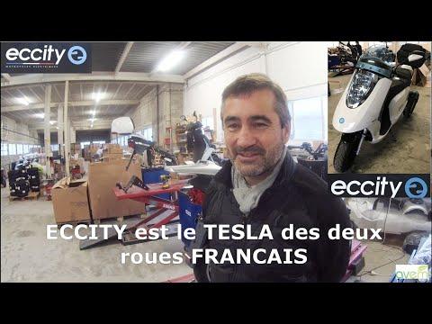 LES UTILISATEURS TÉMOIGNENT – Christophe PDG d'Eccity Motocycles, écologiste affirmé & expert en VE et 2 roues