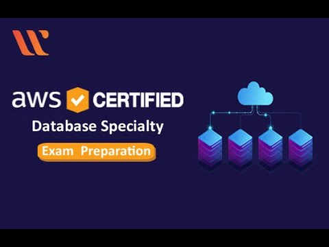AWS Certified Database Specialty | AWS Certification Training ...