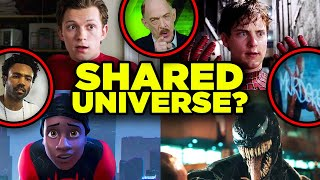 All Spider-Man Movies CONNECTED in Live-Action Spiderverse? | Big Question