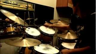 Ryden - Queen - I Was Born To Love You (Drums Cover)