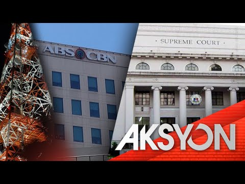[News5]  Hiling na gag order ng OSG, inalmahan ng ABS-CBN