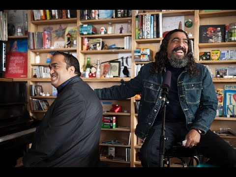 Diego El Cigala: NPR Music Tiny Desk Concert