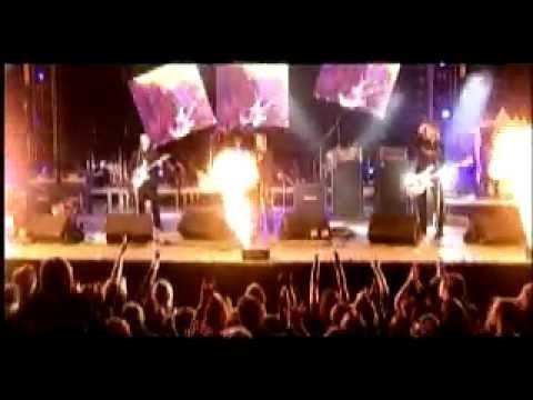 Пикник и Валерий Кипелов - Фиолетово-черный (live)