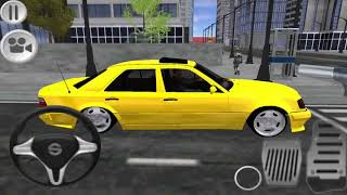 Benz E500 Simulator - New Android Gameplay HD