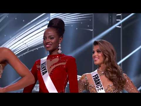 TOP 6: 2016 Miss Universe