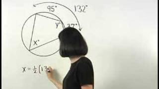 Inscribed Angles - MathHelp.com - Geometry Help