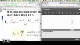 How To Create Equations for Google Slides Presentations