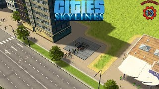 Cities: Skylines | New Subway System !!! (Episode-13)