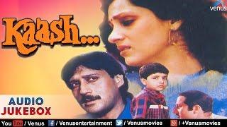Kaash Full Songs   Jackie Shroff, Dimple Kapadia, Anupam