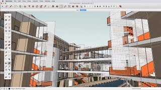SketchUp Pro 2017 video