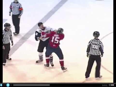 Max Ross vs. Kyle Verdino