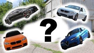 What Is The BEST Fast Sedan?