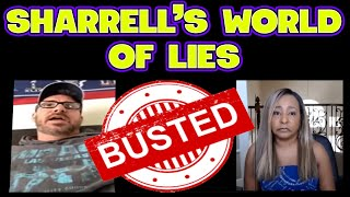 SHARRELLS WORLD OF LIES - You Wont Believe What I Just Recorded (INSANE) - Sharrell Vs WOACBall