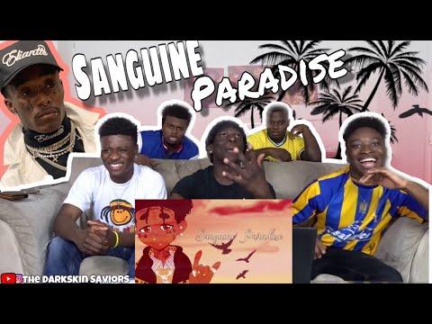 Lil Uzi Vert - Sanguine Paradise [Official Audio](Reaction