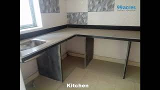 3 BHK,  Residential Apartment for rent in New Town