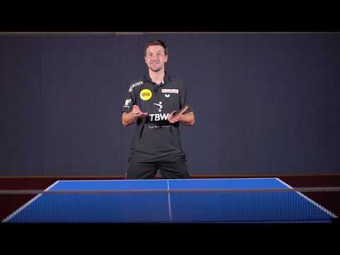Timo Boll Webcoach Blog: Steifes oder weiches Holz?