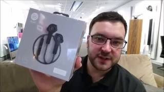 Bang & Olufsen BeoPlay H5 Wireless Earphones. (First Look & Unboxing)