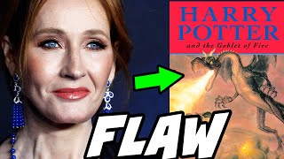 Jk Rowlings Huge FLAW With Goblet Of Fire (Another Weasley?) - Harry Potter Explained
