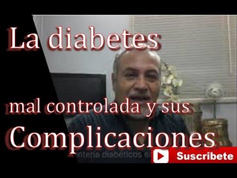 La nutrición en la diabetes insulino