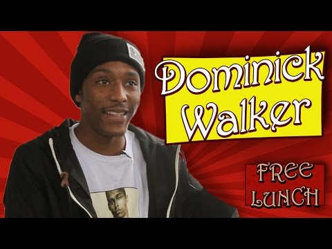 Dominick Walker Talks Living with Nyjah, His Skateboard Mag Cover & Raves with Sinner - Free Lunch