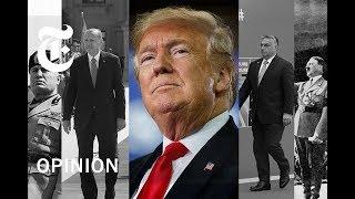 Is President Trump Fascist?   NYT Opinion